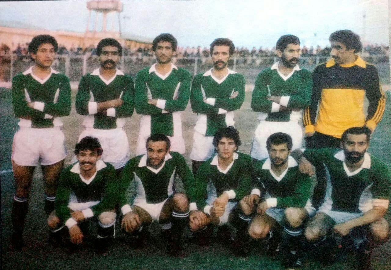 تیم ملی ایران در جوار خلیج فارس/عکس
