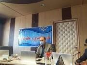 موج سوم همهگیری کرونا در اصفهان با شیوع گونه انگلیسی
