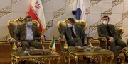 مدير عام الوكالة الدولية للطاقة الذرية يصل الى طهران