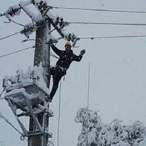 مشکل قطع برق اکثر روستاهای همدان برطرف شده است