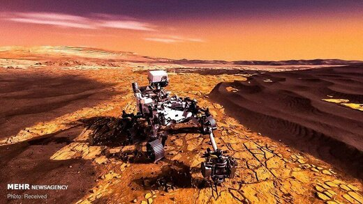 تصاویر تازه مریخنورد ناسا از سطح مریخ