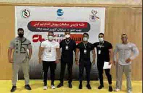 بازبینی اسامی نمایندگان کیش در مسابقات پرورش اندام قهرمانی کشور