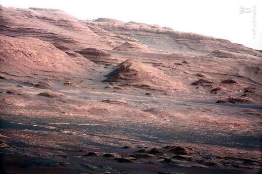 ببینید | انتشار برای نخستین بار؛ تصاویر زنده از مریخ