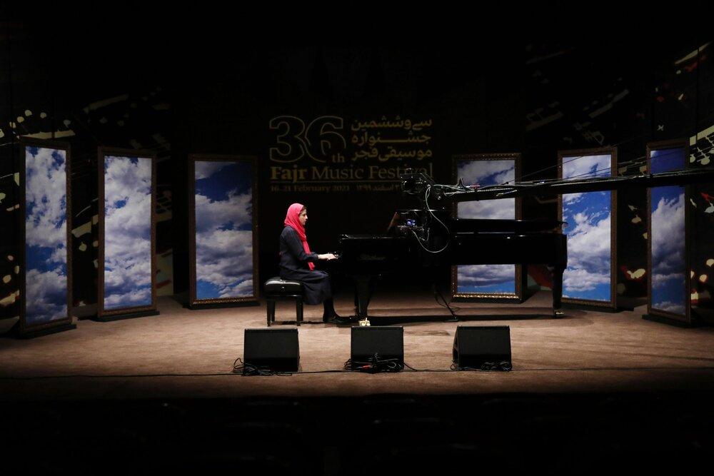 از نوازندگانِ ماسک بر چهره تا استعدادهای تازه/ چهارمین روز از جشنواره موسیقی فجر
