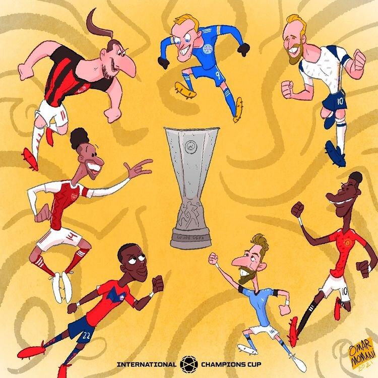 5533625 - ببینید: رقابت داغ ستارههای اروپا برای یک جام!