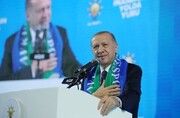 لحن آشتیجویانه اردوغان در قبال بایدن