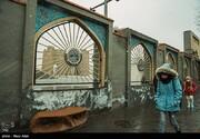 ببینید   تصاویری زیبا از آخرین نفسهای زمستان در تبریز
