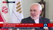 ظریف: بایدن همان سیاست ترامپ را دنبال میکند/زمانی وارد مذاکره میشویم که تحریمها لغو شود/ نیازی به خروج از برجام نداریم