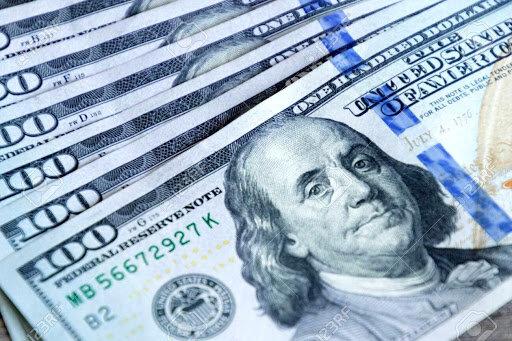 تداوم ریزش ارزش دلار
