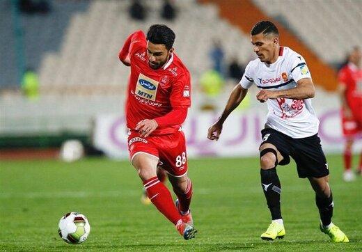 پرسپولیس منتظر موافقت شهرخودرو برای جذب بازیکن مورد نظر گلمحمدی