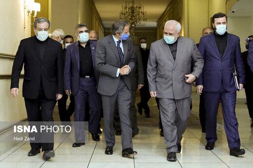 هدف از سفر غیرمنتظره و یک روزه گروسی به تهران چه بود و چرا مهم بود؟