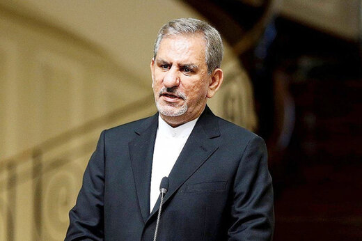 Iran Government passes plan to save Gorgan Bay: Jahangiri