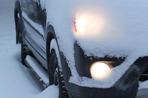 ببینید   ماشینی عجیب و شگفتانگیز برای عبور از برف