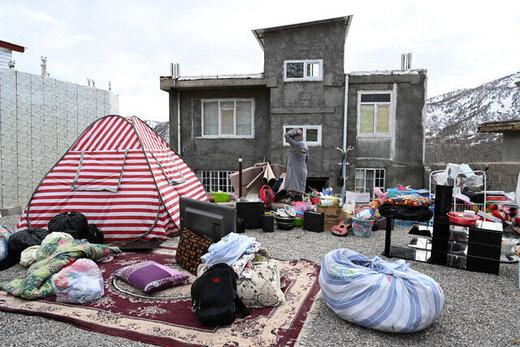 زلزلهزدگان سی سخت ۱۸۵ میلیون تومان وام بدون سود میگیرند/ تجربه بد کانکس دادن به مردم