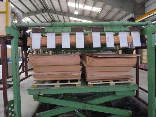 افتتاح اولین واحد تولید کننده ورق تکسون کشور در استان سمنان