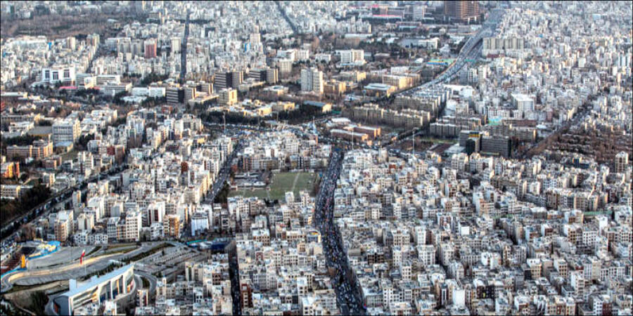 قیمت ملک در جنوب تهران/  جدول نرخ ها