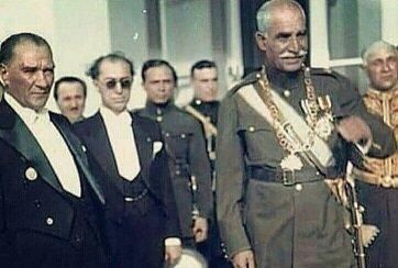 تصویر ناصرالدین شاه روی قلیان و قوری باقی مانده اما رضا خان که می رفت همه شاد بودند / ۲۰ نکته درباره حکومت پهلوی