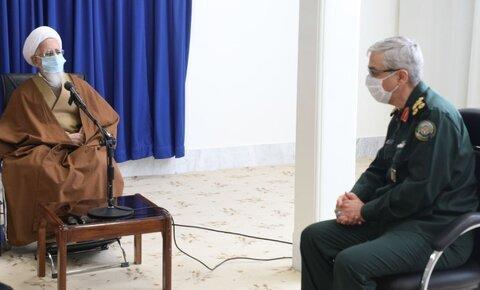 روایت سرلشکر باقری از دو سال آخر ریاست جمهوری ترامپ /