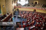 تصاویر | آیتالله جنتی، لاریجانی، رئیسی و ... در جلسه مجلس خبرگان رهبری