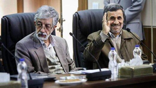 حدادعادل جواب احمدینژاد را داد/ دستبوسی فرح دروغ چندشآوری بود/ شکایت میکنم