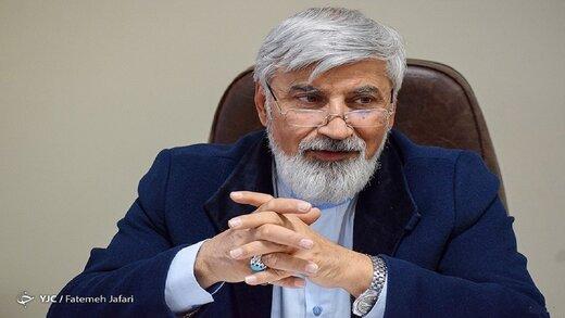 دوئل احمدی نژاد و حدادعادل /قالیباف اعلام کرد به نفع رئیسی کنار می رود