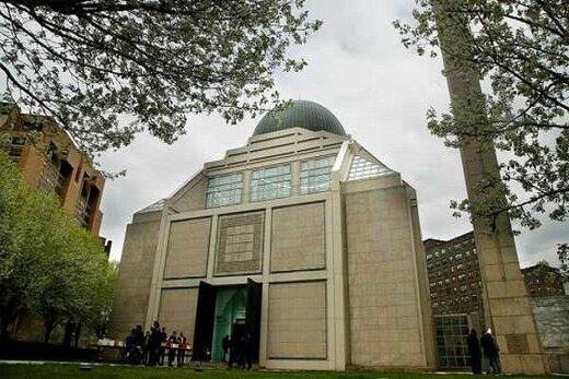ببینید | مسجد و مرکز اسلامی نیویورک؛ تلفیقی از معماری عثمانی و مدرن