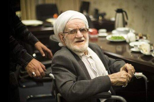 عثمان محمدپرست از بیمارستان مرخص شد