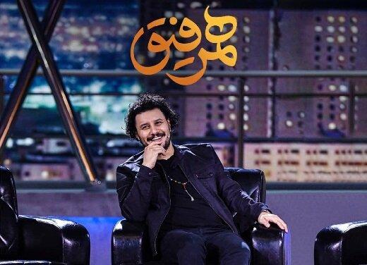 جواد عزتی، مهمان شهاب حسینی در «همرفیق» میشود