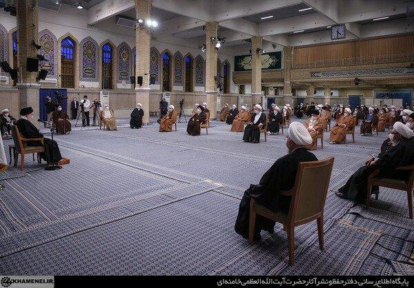 5534398 - رهبر انقلاب: حد غنیسازی ایران ۲۰ درصد نیست، ممکن است به ۶۰ درصد هم برسد