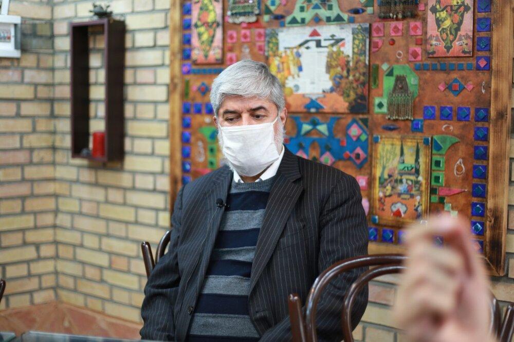 علی مطهری: بدون اطلاع لاریجانی کاندیدا شدم /نیازی به مذاکره با آمریکا درباره برجام نیست /هر جناحی بخواهد از بنده حمایت کند استقبال می کنم
