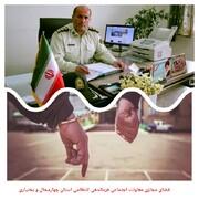"""دستگیری سوداگر مرگ در حین معامله تریاک در """"شهرکرد"""""""