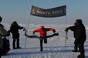 ببینید   مسابقه عجیب و غریب دوی ماراتن روی یخ