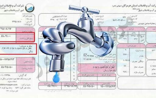تعیین جریمه برای مشترکان پرمصرف آب در شهرها