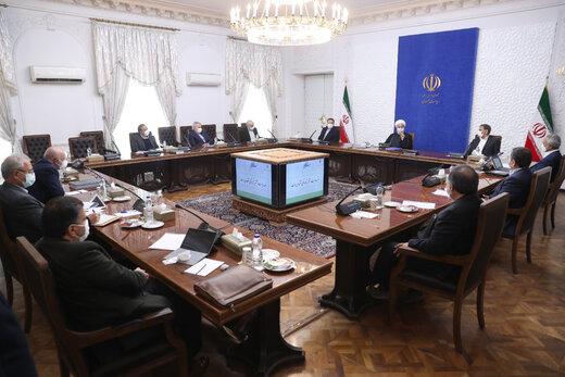 اظهارات روحانی درباره آزادسازی منابع ارزی بلوکه شده ایران