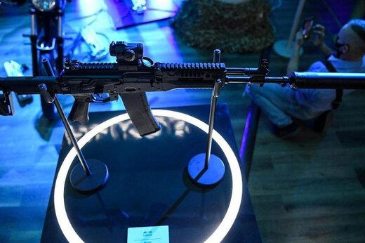 ببینید | رونمایی کلاشنیکف از جدید ترین تفنگ تهاجمی خود AK-19 5.56mm