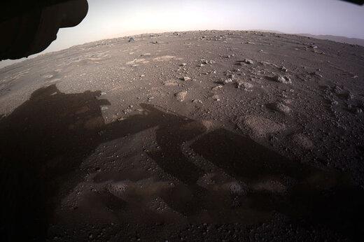 ببینید   تصاویر جدید ناسا از سیاره سرخ