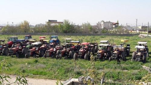 پلاکگذاری ۷هزار دستگاه ماشین آلات کشاورزی در قزوین