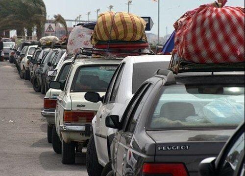 ممنوعیت سفر قزوینیها به جنوب و شمال کشور