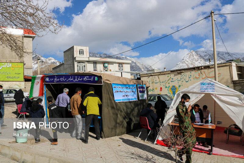 5534803 - تصاویر | «سیسخت»؛ یک هفته پس از زلزله