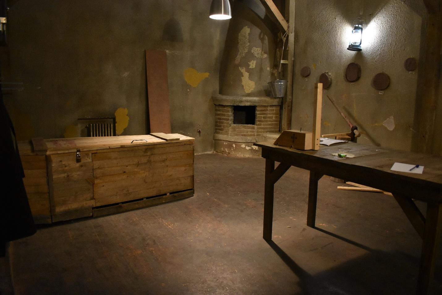 اتاق فرار: تفریحِ جذاب و متفاوت قرن ۲۱ام
