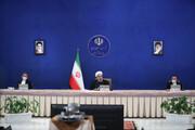 انتقادات بی پرده روحانی از منتقدان دولت /کسی حق ندارد عنوان ریاست جمهوری را تخریب کند /رهبری هر هفته باید توصیه به اخلاق کنند؟