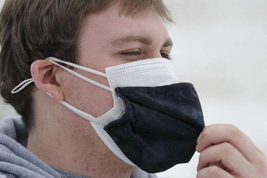ببینید | چرا باید دو ماسک بزنیم؟