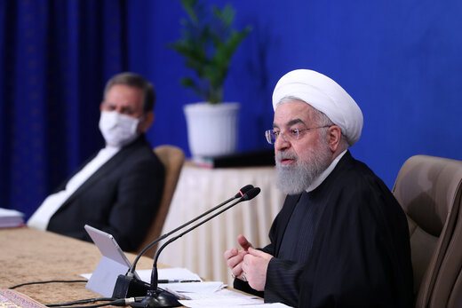 دستورات فوری روحانی درپی وضعیت قرمز و هشدارآمیز خوزستان و خیز مجدد کرونا در کشور