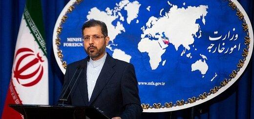خطيب زادة: الجزر الثلاث جزء لا يتجزأ من ارض ايران