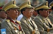 انگلیس تمام ژنرالهای دولت میانمار را تحریم کرد