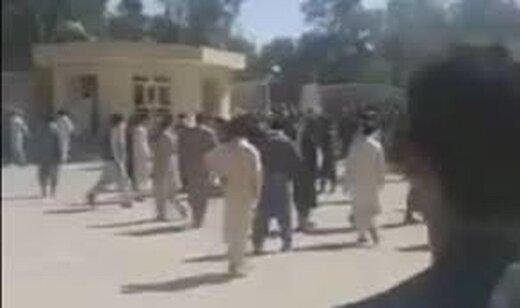 جزییات حمله به پاسگاه سراوان از سوی مهاجمان مسلح به نارنجکانداز
