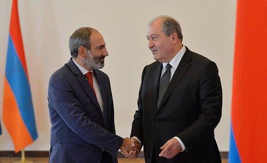 واکنشهای بینالمللی به اقدام در ارمنستان برای کودتا