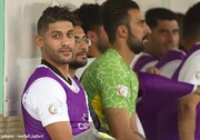 بازیکن سابق پرسپولیس در لیگ عراق