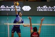 نبرد قطبهای والیبال ایران را گنبد از ارومیه برد