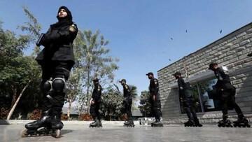 ببینید | رونمایی از واحد ویژه پلیس پاکستان؛ مامورهای اسکیتسوار